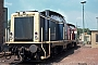 "MaK 1000161 - DB ""212 025-1"" 13.07.1985 - Düren, EinsatzstelleAlexander Leroy"