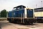 """MaK 1000162 - DB AG """"212 026-9"""" 04.09.1994 Northeim,Bahnbetriebswerk [D] Julius Kaiser"""