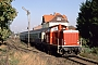 "MaK 1000163 - DB Cargo ""212 027-7"" 19.10.1999 Goldenstedt [D] Willem Eggers"