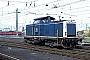 """MaK 1000163 - DB AG """"212 027-7"""" 07.10.1995 Darmstadt,Hauptbahnhof [D] Werner Brutzer"""