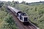 """MaK 1000168 - DB """"212 032-7"""" 27.05.1987 - Kiel-ElmschenhagenTomke Scheel"""