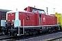 "MaK 1000169 - DB ""214 033-3"" 27.04.1991 Bretten [D] Werner Brutzer"