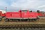 """MaK 1000169 - DB AG """"714 001-5"""" 19.02.2017 Fulda [D] Ernst Lauer"""
