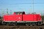 "MaK 1000172 - DB Services ""212 036-8"" 16.02.2008 - Weil am RheinTheo Stolz"