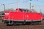 """MaK 1000172 - DB Services """"212 036-8"""" 16.02.2008 WeilamRhein [D] Theo Stolz"""