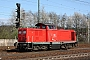 "MaK 1000172 - DB Fahrwegdienste ""212 036-8"" 12.04.2011 Bebra [D] Thomas Reyer"