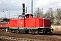 "MaK 1000172 - DB Fahrwegdienste ""212 036-8"" 12.04.2011 - BebraThomas Reyer"