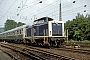 "MaK 1000172 - DB ""212 036-8"" 07.07.1989 Heilbronn [D] Werner Brutzer"