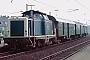 "MaK 1000173 - DB ""212 037-6"" __.05.1988 Moers,Bahnhof [D] Rolf Alberts"