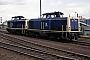 """MaK 1000173 - DB """"212 037-6"""" 09.07.1987 Kiel [D] Tomke Scheel"""