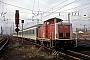 """MaK 1000174 - DB AG """"212 038-4"""" 07.10.1995 Darmstadt,Hauptbahnhof,Vorfeld [D] Werner Brutzer"""