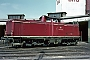 """MaK 1000174 - DB """"V 100 2038"""" 05.05.1967 Limburg(Lahn) [D] Archiv Ludger Kenning"""