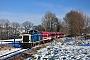 "MaK 1000175 - Railflex ""212 039-2"" 08.12.2012 Flandersbach [D] Thomas Feldmann"