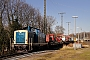 "MaK 1000175 - Railflex ""212 039-2"" 05.03.2013 - Köln, Bahnhof WestWerner Schwan"