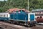 """MaK 1000175 - Railflex """"212 039-2"""" 15.09.2013 Bochum-Dahlhausen [D] Martin Welzel"""