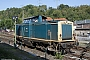 """MaK 1000175 - Railflex """"212 039-2"""" 10.09.2019 Bochum-Dahlhausen [D] Martin Welzel"""