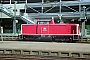 "MaK 1000177 - DB ""212 041-8"" 03.08.1993 - Backnang, BahnhofNorbert Schmitz"