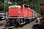"MaK 1000179 - Aggerbahn ""212 043-4"" 17.08.2013 Gummersbach-Dieringhausen,Eisenbahnmuseum [D] Malte Werning"