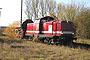 "MaK 1000180 - Weserbahn ""212 044-2"" 06.11.2003 Kirchweyhe [D] Willem Eggers"