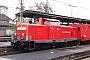 """MaK 1000182 - DB AG """"714 002-3"""" 12.11.2009 - Kassel, HauptbahnhofGunnar Meisner"""