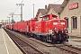 """MaK 1000182 - DB AG """"714 002-3"""" 25.03.2002 - Fulda, HauptbahnhofJulius Kaiser"""