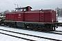 """MaK 1000183 - EfW """"212 047-5"""" 11.12.2012 - Herne, BahnhofThomas Dietrich"""