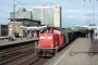 """MaK 1000186 - Railion """"212 050-9"""" 25.05.2002 Essen,Hauptbahnhof [D] Jens Grünebaum"""
