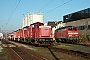 """MaK 1000186 - Railion """"212 050-9"""" 14.12.2001 Hagen-Eckesey,Bahnbetriebswerk [D] Jens Grünebaum"""