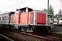 """MaK 1000186 - DB AG """"212 050-9"""" __.10.1994 Moers,Bahnhof [D] Rolf Alberts"""