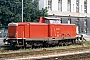 "MaK 1000187 - DB Cargo ""212 051-7"" 04.06.2002 - Darmstadt, HauptbahnhofJulius Kaiser"