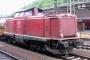 """MaK 1000188 - EfW """"212 052-5"""" 15.05.2007 Koblenz,Hauptbahnhof [D] Herbert Pschill"""