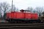 "MaK 1000190 - DB Services ""212 054-1"" 15.12.2007 - ViersenPatrick Paulsen"