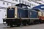 """MaK 1000193 - DB """"212 057-4"""" 23.06.1987 - Kiel-BollhörnkaiTomke Scheel"""