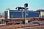 """MaK 1000194 - DB """"212 058-2"""" 10.11.1981 Dieburg,Bahnhof [D] Kurt Sattig"""