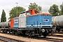 """MaK 1000194 - Metrans """"212 058-2"""" 09.06.2015 - Hamburg-Waltershof, BahnhofAndreas Kriegisch"""