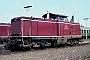 """MaK 1000196 - DB """"212 060-8"""" 20.06.1982 - Ober RodenKurt Sattig"""