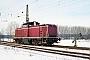 """MaK 1000201 - DB """"212 065-7"""" 30.12.1981 Dieburg [D] Kurt Sattig"""