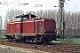 """MaK 1000201 - DB """"212 065-7"""" 04.05.1984 Dieburg [D] Kurt Sattig"""