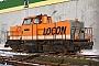 """MaK 1000202 - LOCON """"213"""" 07.01.2011 - Stralsund, HafenThomas Reyer"""