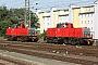 """MaK 1000205 - DB Regio """"214 017"""" 14.07.2010 Nürnberg [D] Thomas Wohlfarth"""