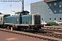 """MaK 1000206 - DB """"212 070-7"""" 18.08.1993 Schweinfurt,Bahnhof [D] Norbert Schmitz"""
