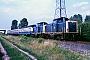 """MaK 1000209 - DB """"212 073-1"""" 31.07.1986 Dieburg [D] Kurt Sattig"""