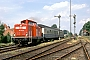"MaK 1000211 - DB ""212 075-6"" 07.06.1999 - Lohne, BahnhofWillem Eggers"