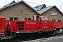 "MaK 1000212 - DB Netz ""714 101"" 31.12.2015 Fulda [D] Christian Klotz"