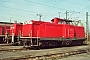 """MaK 1000213 - DB Cargo """"212 077-2"""" 29.03.2002 - LehrteJörg van Essen"""