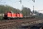 """MaK 1000215 - DB Cargo """"212 079-8"""" 16.04.2003 Melle [D] Heinrich Hölscher"""