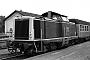 "MaK 1000216 - DB ""212 080-6"" 23.08.1975 - Brakel, BahnhofMichael Hafenrichter"
