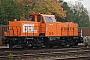 """MaK 1000219 - BBL Logistik """"BBL 05"""" 21.10.2011 Mannheim-Waldhof [D] Harald S."""