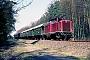 """MaK 1000223 - DB """"212 087-1"""" 16.04.1982 - Ober RodenKurt Sattig"""