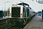 "MaK 1000225 - DB ""212 089-7"" __.03.1989 Moers,Bahnhof [D] Rolf Alberts"